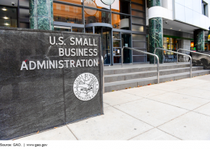 SBA is the U.S. Small Business Administration