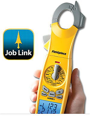 Clamp Meter has high accuracy