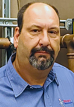 Tom Soukup of Patriot Water Heater, Inc.