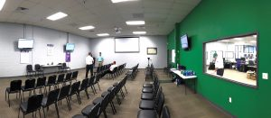 Jerry Kelly Heating and Air Conditioning Training Room