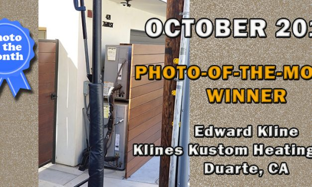 October 2019 Photo-of-the-Month Contest Winner