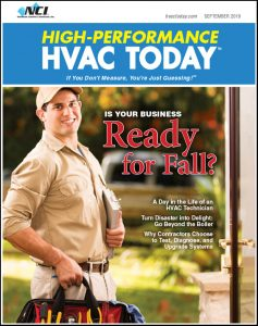 HVAC Today - October 2019
