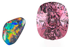 October 2019 gemstones