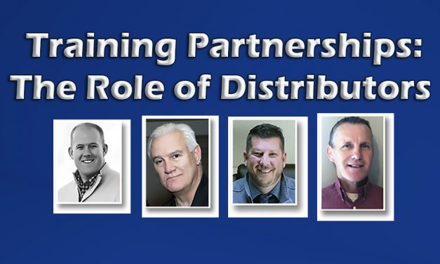 Training Partnerships – The Role of Distributors