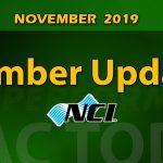 November 2019 Member Update