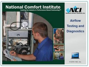 November 2019 Online University Addition - Airflow Testing and Diagnostics