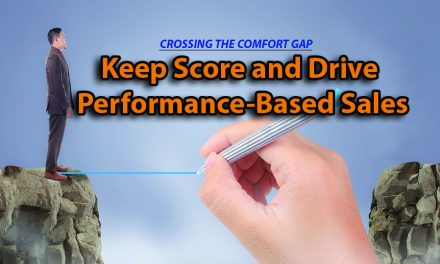 Keep Score and Drive  Performance-Based Sales