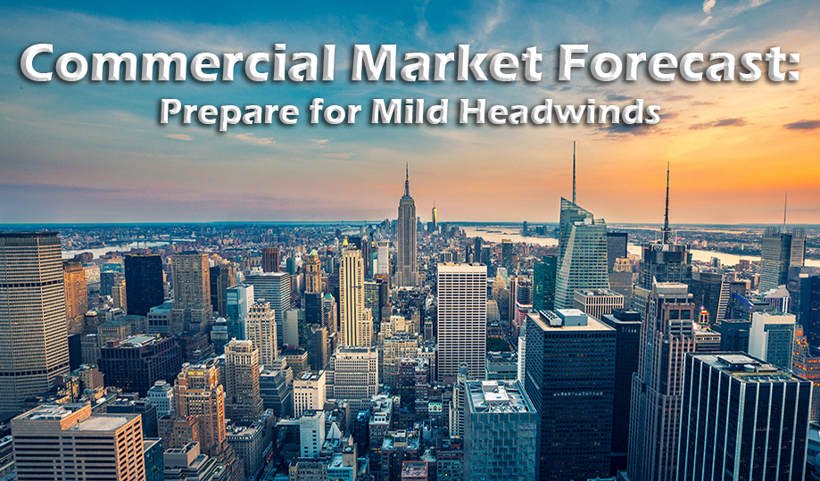 2020 Commercial HVAC Market:  Prepare for Mild Headwinds