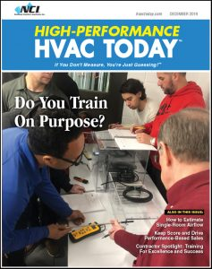 HVAC Today - December 2019