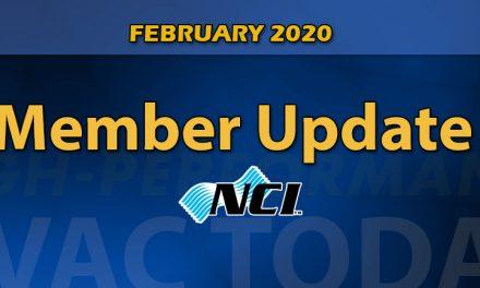 February 2020 NCI Member Update