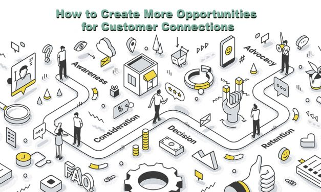 How to Create More Opportunities for Customer Connections