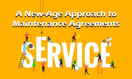 A New-Age Approach to  Maintenance Agreements