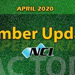 April 2020 Member Update