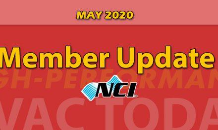 May 2020 NCI Member Update