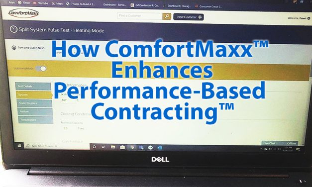 How ComfortMaxx™ Enhances Performance-Based Contracting™
