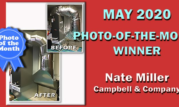 MAy 2020 Photo of the Month Winner