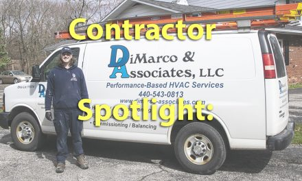 Contractor Spotlight: DiMarco & Associates