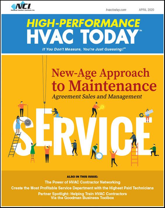 HVAC Today April 2020