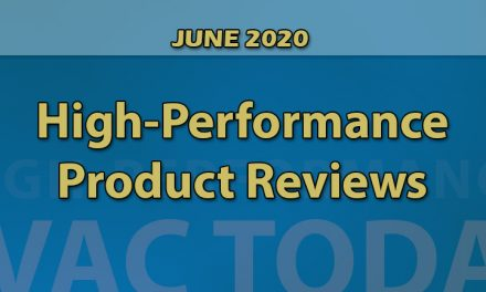 JUNE 2020 High-Performance Product Review