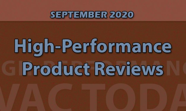 September High-Performance HVAC Product Review