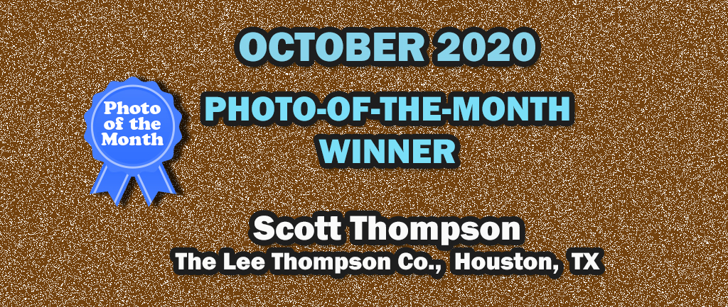 OCTOBER 2020 Photo-of-the-Month Winner