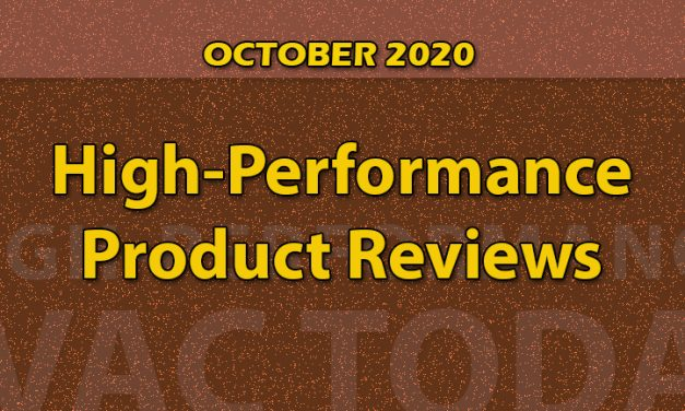 1020 High-Performance HVAC Product REVIEW