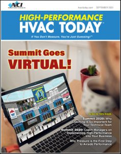 High-Performance HVAC Today September