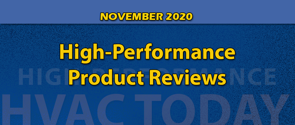 November 2020 High-Performance Product Review