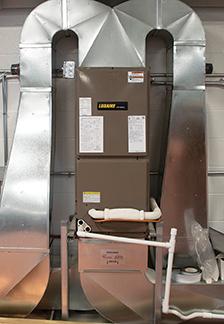 Unique Viccarone plenum design guarantees airflow