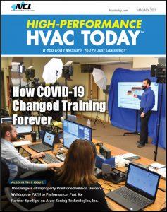 High-Performance HVAC Today - January 2021