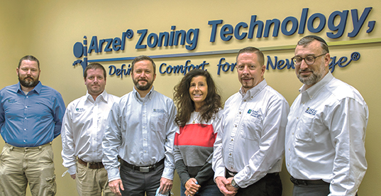 The Arzel Management Team