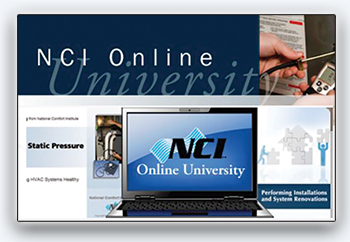 January 2021 Product Review on NCI's Online University