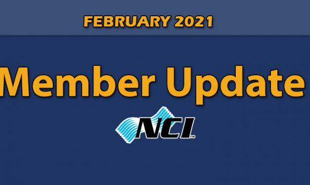February 2021 Member Update