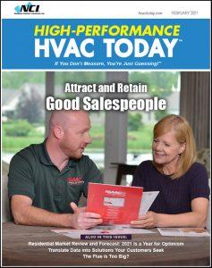 High-Performance HVAC Today - February 2021