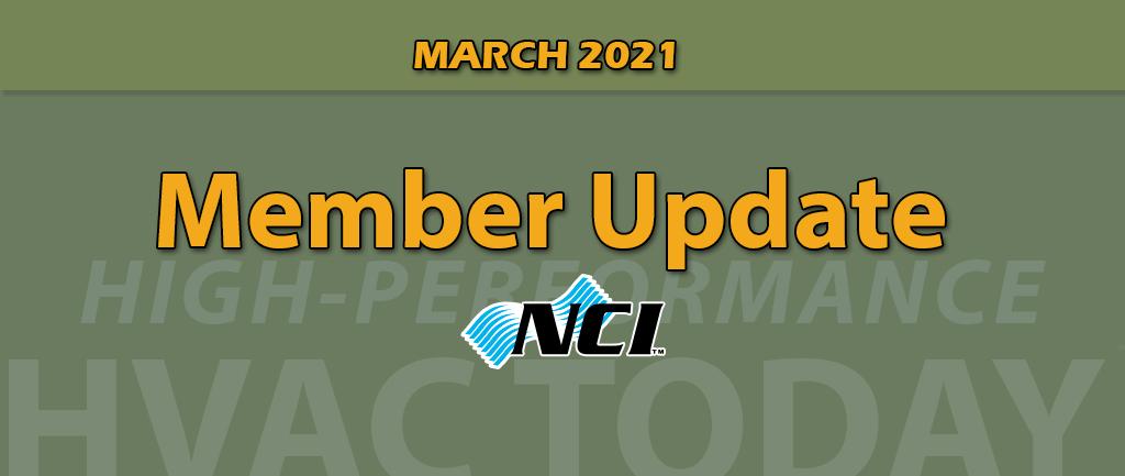 March 2021 NCI Members Update