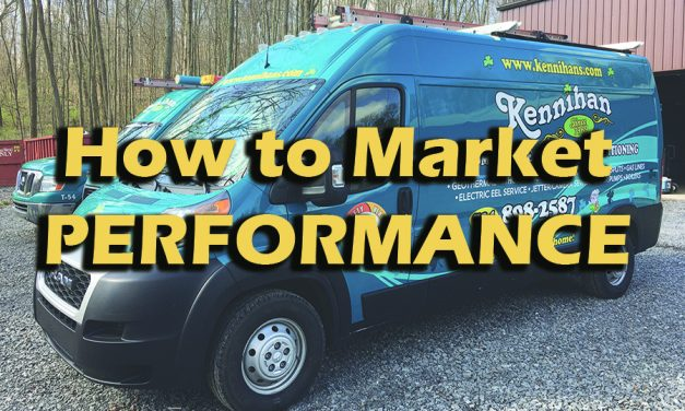 How to Market Performance