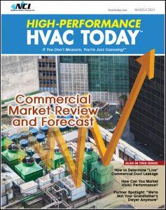 High-Performance HVAC Today - April 2021