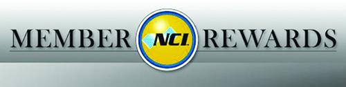 NCI Members reward programnis unique