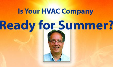 Is Your HVAC Company <br>Ready for Summer?
