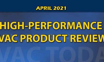April 2021 High-Performance Product Review