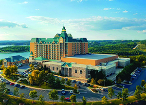 The NCI member preferred room rate will be announced for Summit 2021 at The Chateau on the Lake in Branson, MO