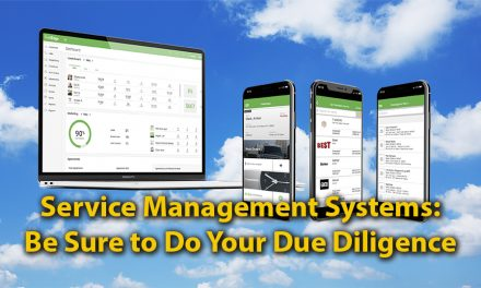 Service Management Systems: Be Sure to Do Your Due Diligence