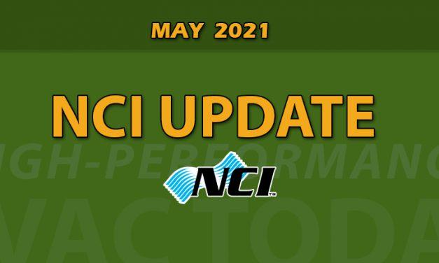 May 2021 NCI Update
