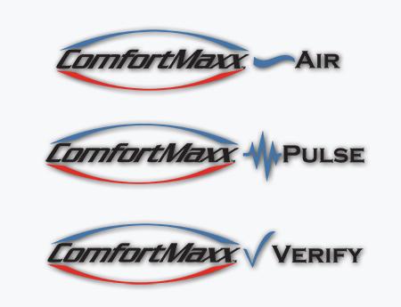 Three versions of ComfortMaxx cloud-based software