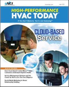 High-Performance HVAC Today - May 2021