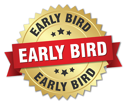 2021 Summit Registration Early bird deals