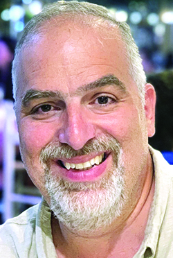 Trinity founder Peter Dikeos