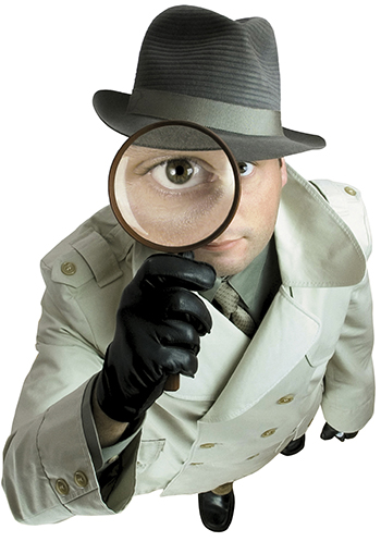 You need to be a detective to discover the diagnostics sales lead