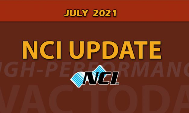 July 2021 NCI Member Update