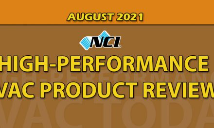August 2021 High-Performance HVAC Product Review